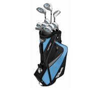 Wilson Ladies Linear XD Golf Package Set 2014  Graphite Shaft