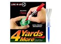 4 Yards More Line-m-Up Golf Ball Alignment Tool