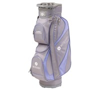 Motocaddy Ladies Lite-Series Cart Bag 2014 (Silver/Lilac)