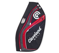 Cleveland Golf Lite Cart Bag 2014 (Red/Black)