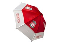 "Liverpool Gustbuster 62"" Golf Umbrella"