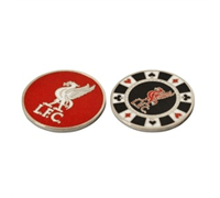 Liverpool 2 Sided Ball Marker
