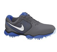 Nike Mens Lunar Control II Golf Shoes 2014 (Dark Grey/Black/Cobalt)