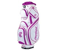 Cleveland Ladies Golf Cart Bag 2013 (Lavender)