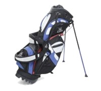 Lynx Predator Lightweight Stand Bag (Black/White/Blue)