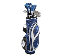Ben Sayers M11 Blue Package Set  Graphite Shaft