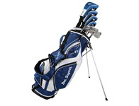Ben Sayers M11 Blue Package Set 1 Inch Long (Steel/Graphite)