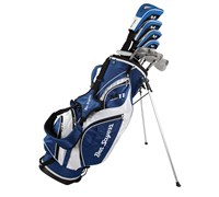 Ben Sayers M11 Blue Package Set 1 Inch Long (Stand Bag)