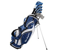 Ben Sayers M11 Blue Package Set (Stand Bag)