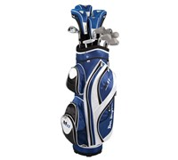Ben Sayers M11 Blue Package Set (Cart Bag)
