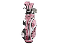 Ben Sayers Ladies M11 Pink Package Set (Graphite Shaft)