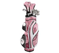 Ben Sayers Ladies M11 Pink Package Set  Graphite Shaft