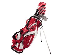 Ben Sayers M11 Red Package Set  Steel/Graphite