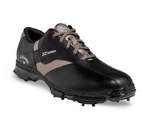 Callaway Mens X Nitro Golf Shoes 2014 (Black/Black)