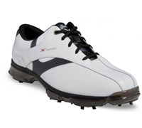 Callaway Mens X Nitro Golf Shoes 2014 (White/Black)