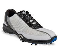 Callaway Mens Chev Aero Golf Shoes 2014 (White/Black)