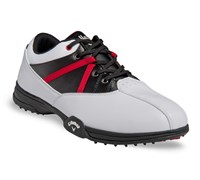 Callaway Mens Chev Comfort Golf Shoes 2014 (White/Black/Red)