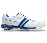 Callaway Mens Fortuno Golf Shoes 2014 (White/Blue)