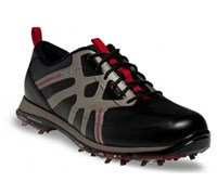 Callaway Mens X Cage Pro Golf Shoes 2014 (Black/Black)