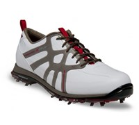 Callaway Mens X Cage Pro Golf Shoes 2014 (White/Grey)