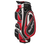 MacGregor M59 Golf Cart Bag (White/Black/Red)