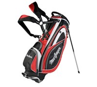 MacGregor M59 Golf Stand Bag (White/Black/Red)
