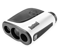 Bushnell Medalist Laser RangeFinder With Pinseeker Technology (White)