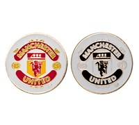 Manchester United 2 Sided Ball Marker