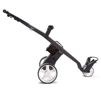 GoKart Manual Electric Trolley (Black)