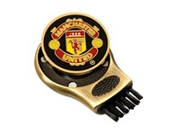 Manchester United Groove Brush and Ball Marker