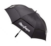 MacGregor Golf 66 Inch Double Canopy Umbrella with Air Vents