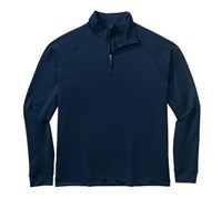 Cutter & Buck Mens Drytec Montlake Half Zip Fleece (Navy)