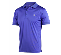 Wilson Staff Mens Performance Polo Shirt 2013 (Blue)