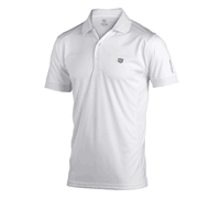 Wilson Staff Mens Performance Polo Shirt 2013 (White)