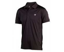 Wilson Staff Mens Performance Polo Shirt 2013 (Black)