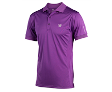Wilson Staff Mens Performance Polo Shirt 2013 (Purple)