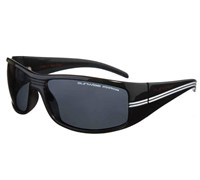 Sunwise Miami Polarised Sunglasses (Black)