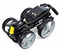 Sun Mountain 4-Wheel Micro Cart (Black)