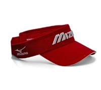 Mizuno Tour Visor (Red)