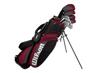 Wilson MOI Complete Golf Package (Complete Graphite) 2013