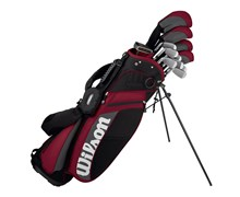 Wilson MOI Complete Golf Package Set 2013  Steel/Graphite