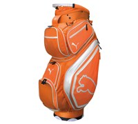 Puma Golf Monoline Cart Bag 2013 (Vibrant Orange)