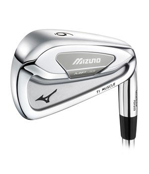 Mizuno MP-59 Irons (Steel Shaft)
