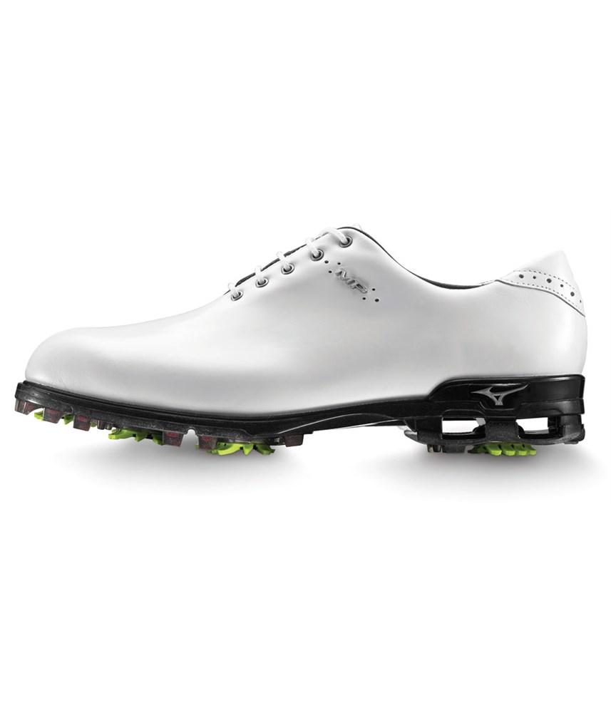 mizuno mens mp series leather golf shoes golfonline