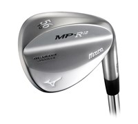 Mizuno MP R-12 Black Nickel Wedge   Steel Shaft