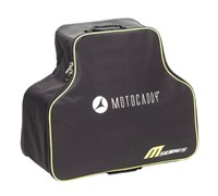 Motocaddy M-Series Trolley Travel Cover (Black/Lime)