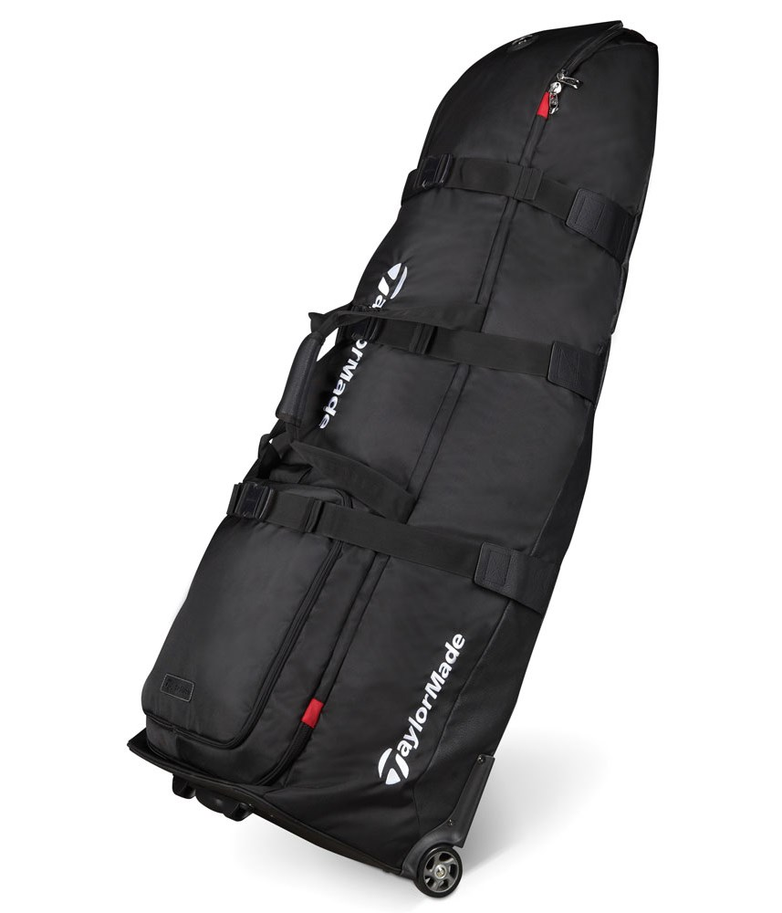 Taylormade players travel cover staff bag 2013 golfonline for Housse sac de golf