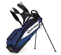 TaylorMade SupremeLite Stand Bag 2014 (Navy/Black/White)