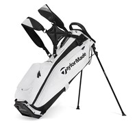 TaylorMade SupremeLite Stand Bag 2014 (White/Black)