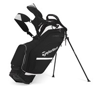TaylorMade Supreme Hybrid Stand Bag 2014 (Black/White)